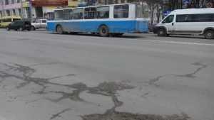В Брянске ночью начнут ремонтировать проспект Ленина