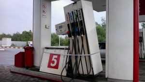 Бензин в Брянской области может резко подорожать