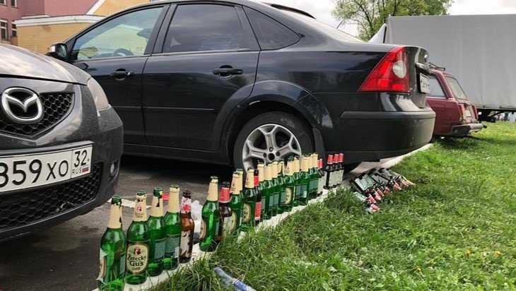Концерт в Брянске завершился грандиозной пьянкой