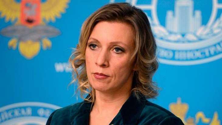 Захарова жестко ответила на вмешательства России в выборы-2020 в США