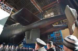 Американцы пришли в ужас от российской подводной лодки «Белгород»