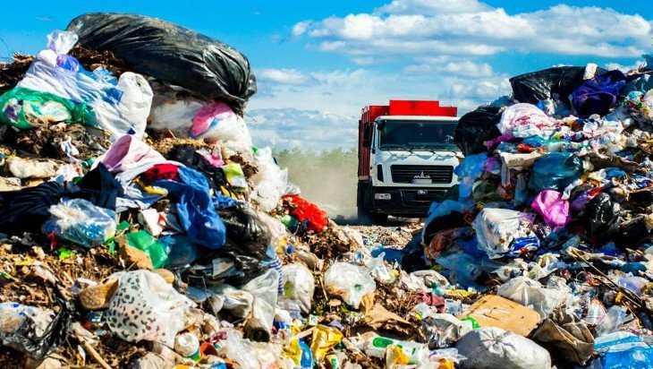 В Новозыбкове за бардак на мусорной свалке оштрафовали управляющего