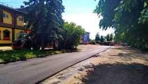 В Брянске проводится ямочный ремонт на Луначарского и Вокзальной