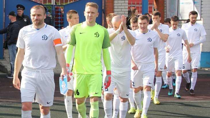 Брянское «Динамо» получило право играть в новом футбольном сезоне