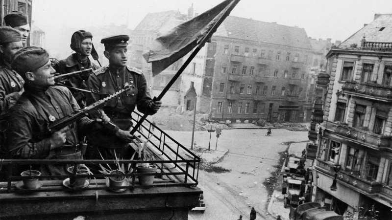 США: СССР не участвовал во Второй мировой войне