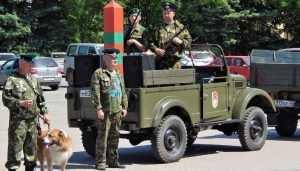 По Брянску пройдет шествие «зеленых фуражек»