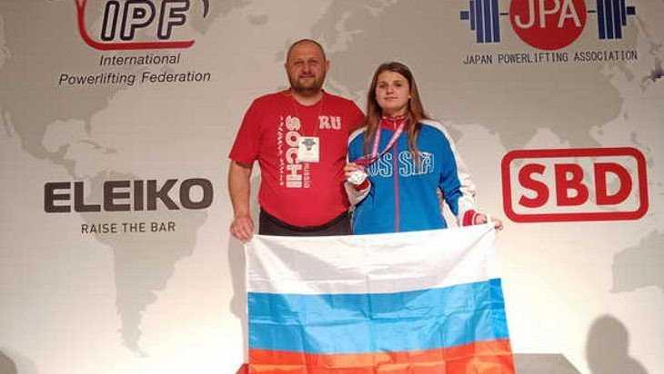 Брянские атлеты взяли «золото» и «серебро» чемпионата мира по пауэрлифтингу