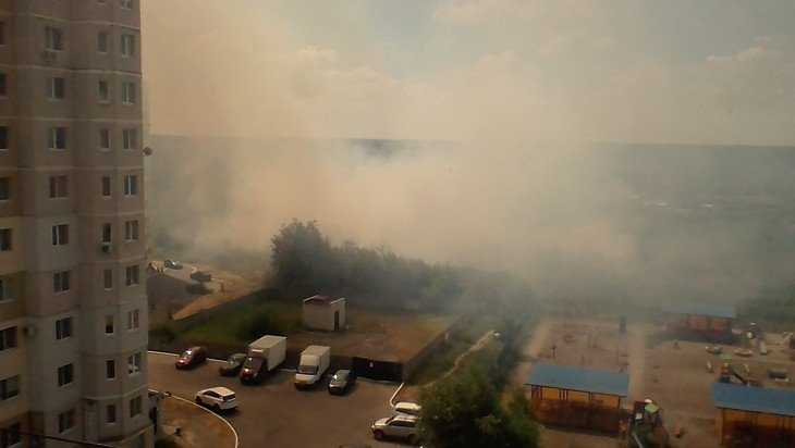 В сети опубликовали фото серьезного пожара в Брянске