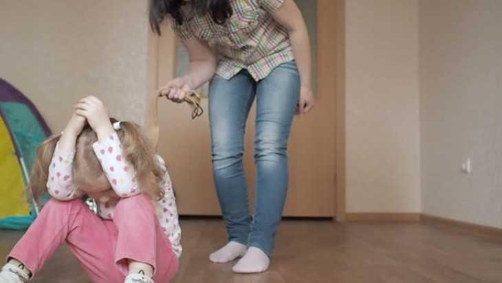 В Почепе осудили избивавшую своего ребенка мать