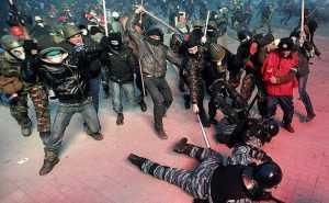 Русский язык до майдана в Киеве доведет