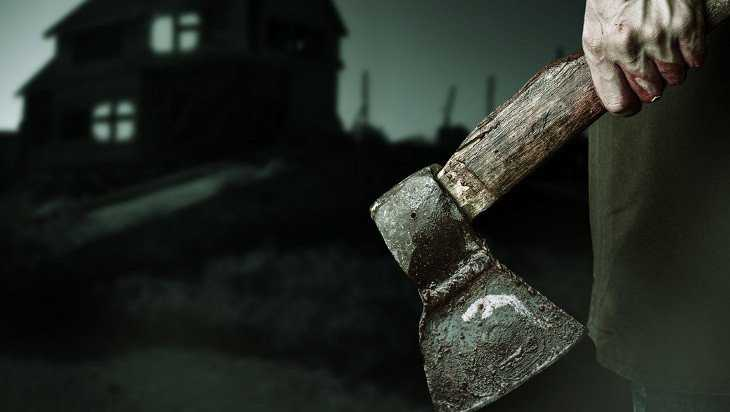 Пьяный житель мглинского села топором убил односельчанина