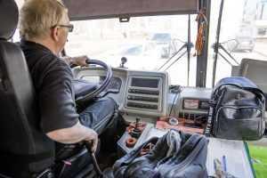 В Брянске строптивый маршрутчик отказался везти ветерана бесплатно