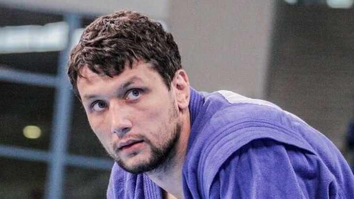 Брянский самбист Артём Осипенко стал бронзовым призёром Европейских игр