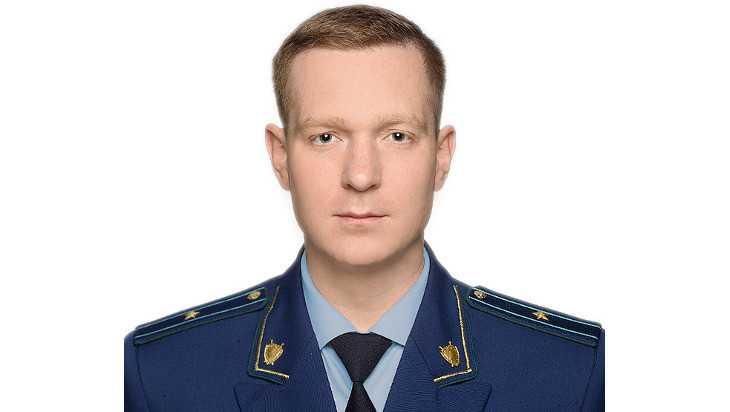 Прокурором Жирятинского района назначен 33-летний Александр Пасечник