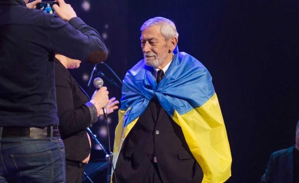 Кикабидзе поддержал антироссийские протесты в Грузии
