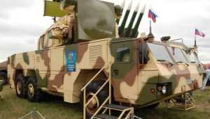 Брянский завод представил шасси для ЗРК «Тор-М2» на форуме «Армия-2019»