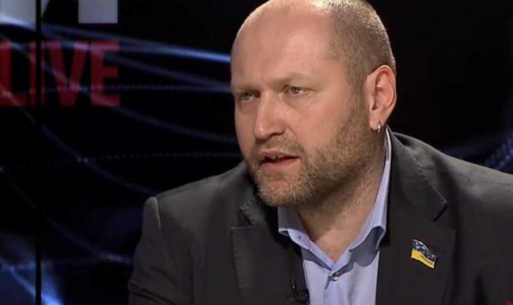 Украинский депутат Береза: «Все русские – ублюдки»