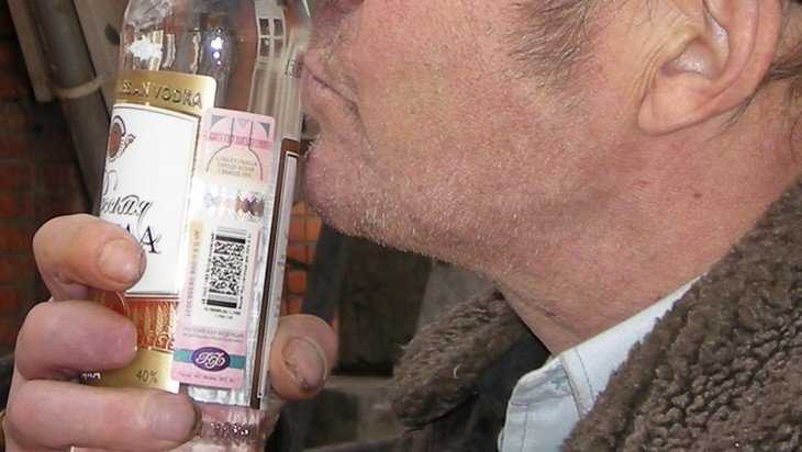 В Брянской области число отравлений алкоголем выросло на 41 процент