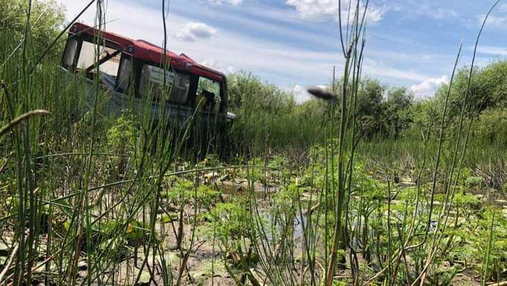 По брянским болотам пройдет супергонка внедорожников «уШатун–Трофи»