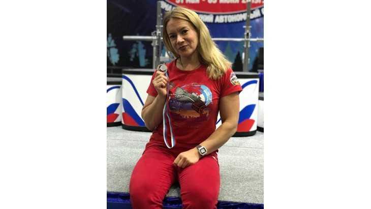 Брянская атлетка взяла второе место на Кубке России