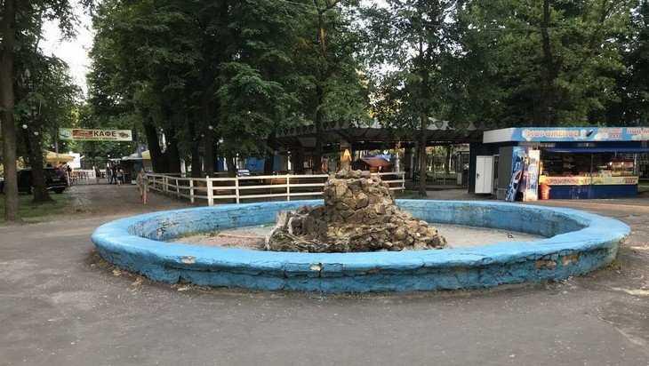 В обновлённом Майском парке Брянска появятся бесплатные туалеты