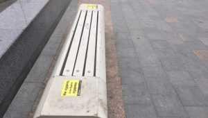 В Брянске на скамейках бульвара Гагарина появились цитаты из Библии