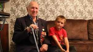 Брянские власти поздравили ветеранов-подпольщиков