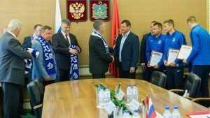 Брянский молодежный футбол получит на создание команды 7 млн рублей