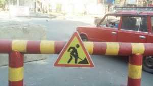 В Брянске на улице Абашева в выходные дни перекроют движение
