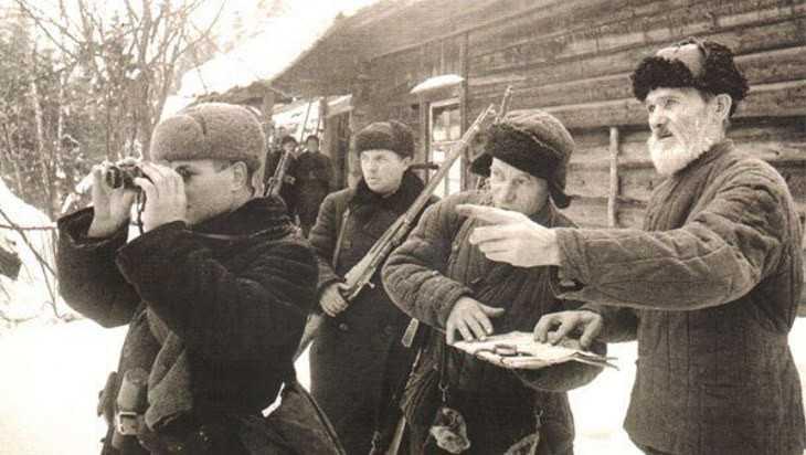 На Брянщине установят первый мемориал лесникам-партизанам