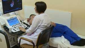 Брянские кардиологи начали осваивать новый УЗИ-аппарат
