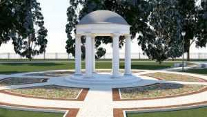 В Белых Берегах преобразят парк Дворца культуры