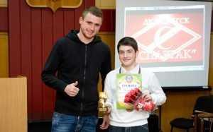 Чемпион России по футболу Селихов даст мастер-класс в Брянске