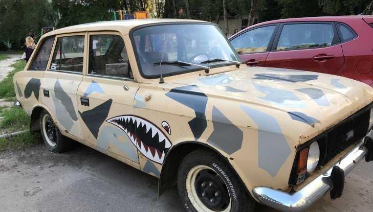 В Дятькове 3 августа проведут выставку ретроавтомобилей