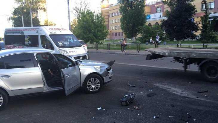 В Брянске обратились к очевидцам серьезной аварии на Бежицкой