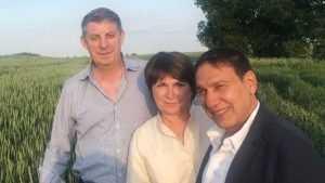 Брянский губернатор Богомаз встретился с приехавшей из Канн режиссером Садиловой