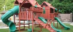Детские игровые площадки как способ организовать детям достойный досуг