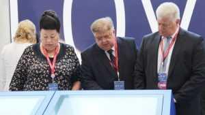 Трое замов губернатора представили Брянск на форуме в Санкт-Петербурге