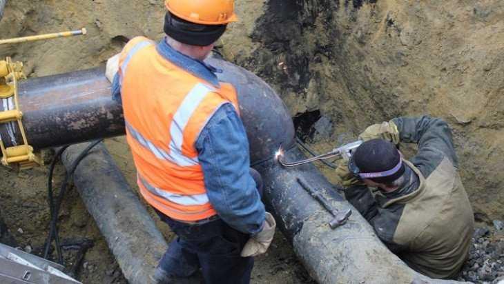 В Брянске улицу Чичерина перекроют из-за газопровода