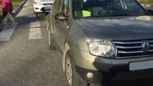 В Новозыбкове водитель «Рено» сбил женщину на пешеходном переходе