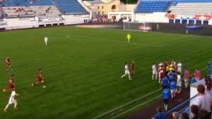 Тренера брянского «Динамо» наказали за потасовку игроков