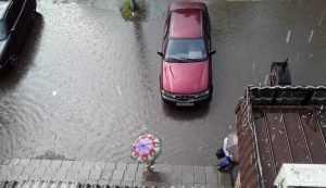 В эфире «Первого канала» рассказали о потопе в Брянске