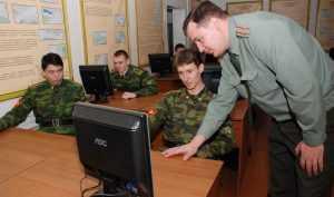 Военные в Брянской области перешли на цифровое телевещание