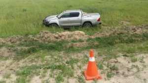 Под Унечей водитель Toyota съехал в кювет и сломал нос пассажирке