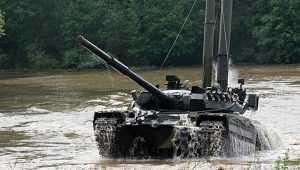 Рядом с Брянской областью будет развернут новый танковый полк