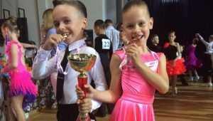Брянские танцоры завоевали три золотых медали на состязаниях в Москве