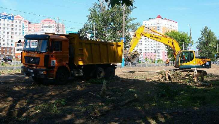 В Советском районе Брянска дорожный ремонт развернулся на 12 улицах