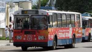 Ученые университета разработают план спасения брянских троллейбусов