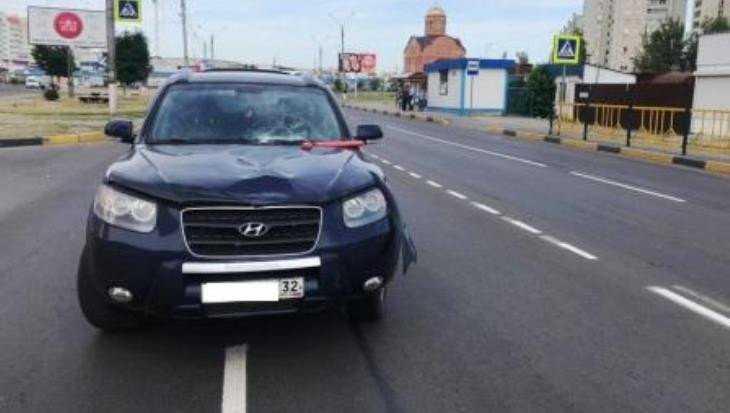 В Брянске кроссовер сбил на «зебре» 81-летнего пешехода