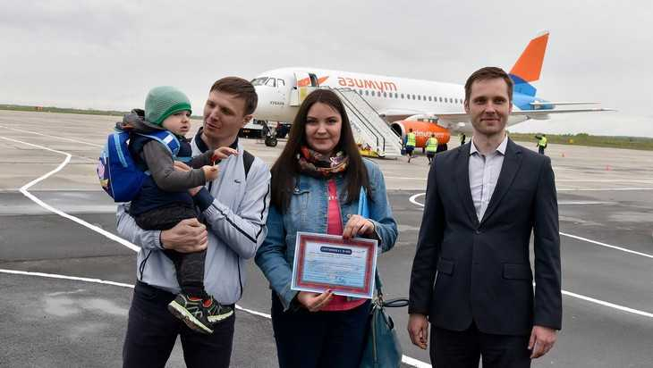 В Брянске из-за неисправности самолёта Superjet отменили вылет в Сочи